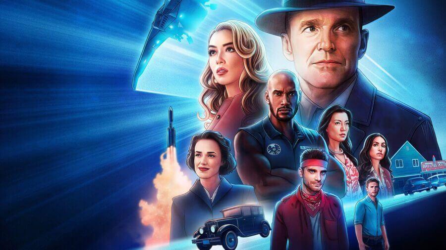 Agents Of Shield Netflix Suomi
