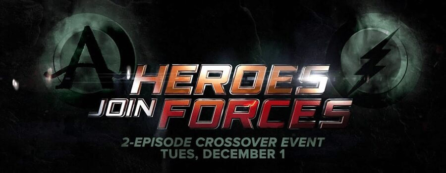 arrowverse heroes join forces