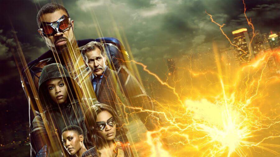 Black Lightning regresará una última vez en su cuarta temporada.