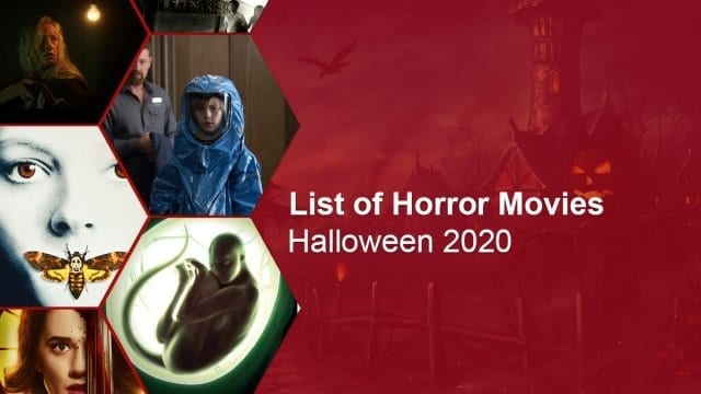 complete list of horror movies on netflix for halloween 2020