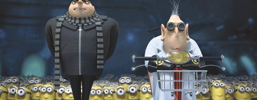 despicable me most popular us movie