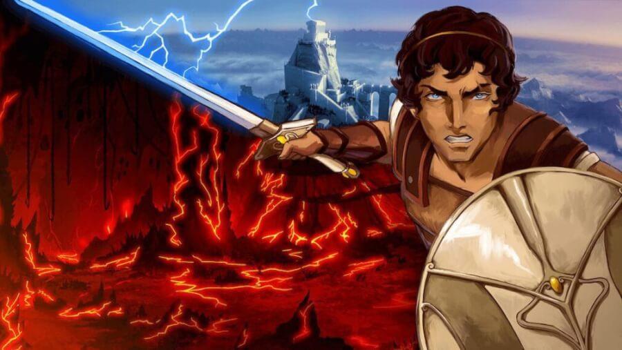 greek mythological anime blood of zeus coming to netflix in october