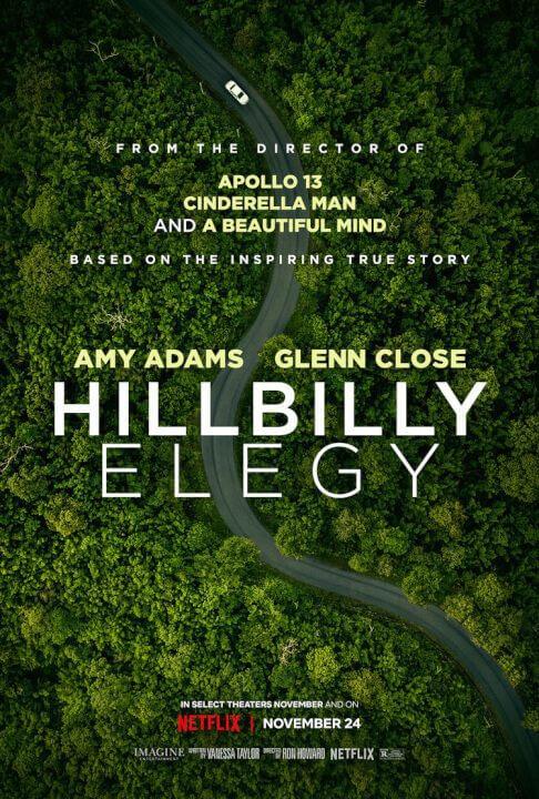 HIllbilly Elegyon Netflix