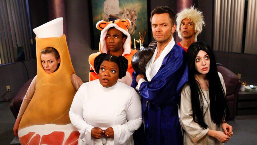 how to watch all halloween episodes of community on netflix