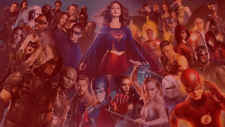 how to watch the arrowverse on netflix in 2020