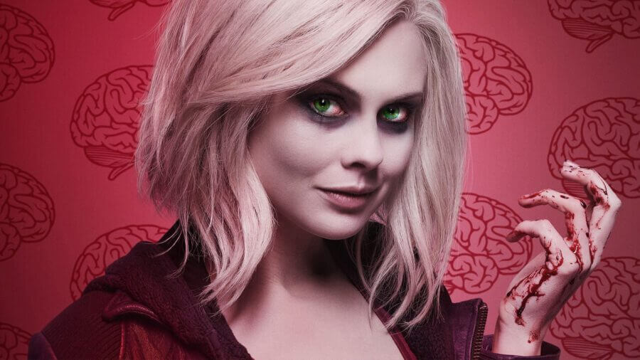 izombie leaving netflix