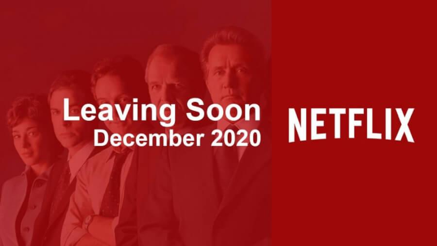 leaving soon netflix december 2020