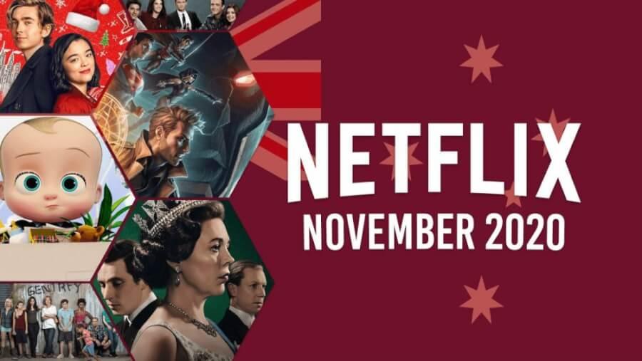 netflix coming soon aus november 2020
