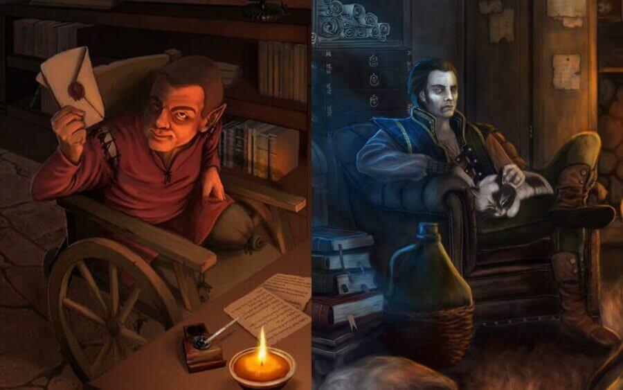 deux nouveaux personnages pour the witcher s2