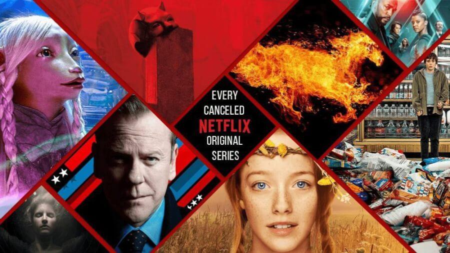 Every Canceled Netflix Original Series on Netflix 1