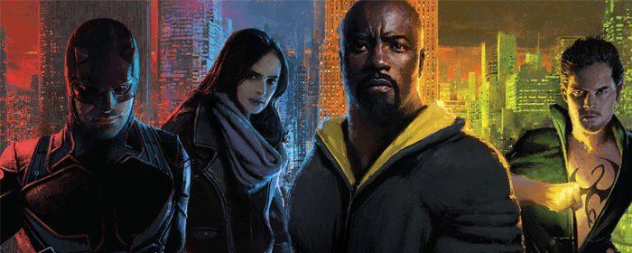 Every Canceled Netflix Original Series on Netflix The Defenders