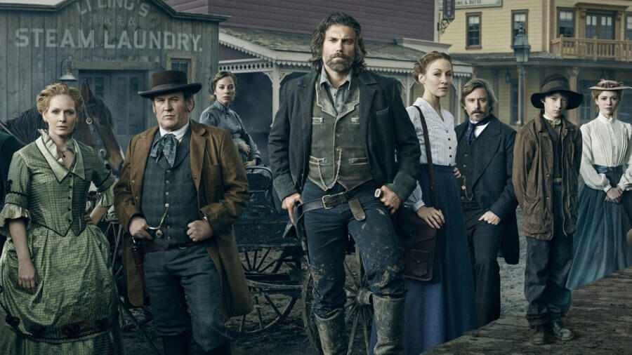 amcs hell on wheels leaving netflix in december 2020