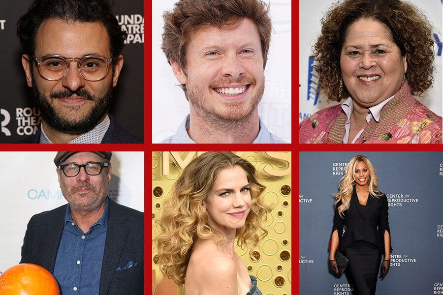 cast for inventing anna netflix