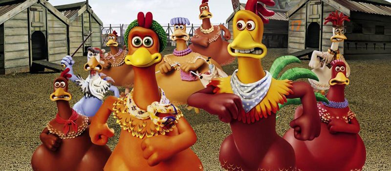 chicken run 2 netflix 2021