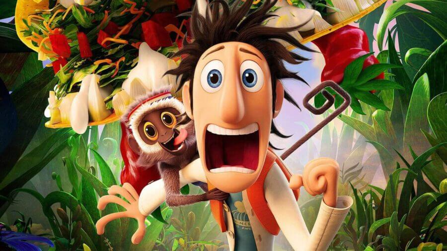 cloudy with a chance of meatballs 2 new on netflix november 15th