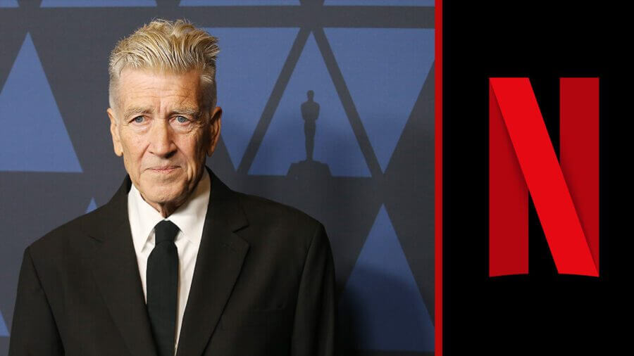 david lynch write direct new netflix original series