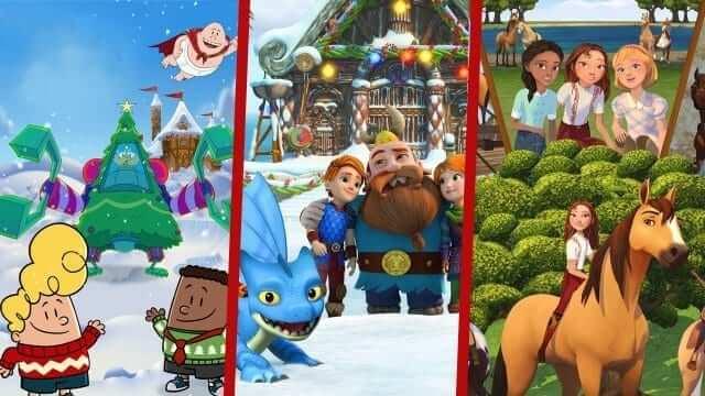 dreamworks tv christmas 2020 lineup