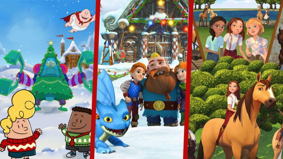 dreamworks tv christmas 2020 lineup