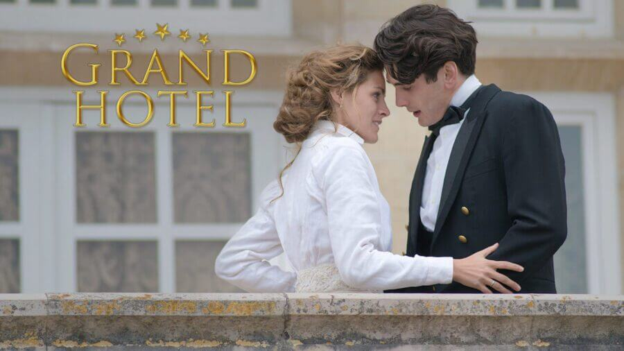 grand hotel leaving netflix in january 2021