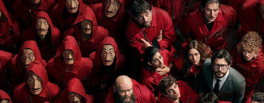 money heist season 5 netflix 2021