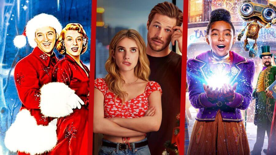 nuevas películas navideñas en netflix 16 de noviembre