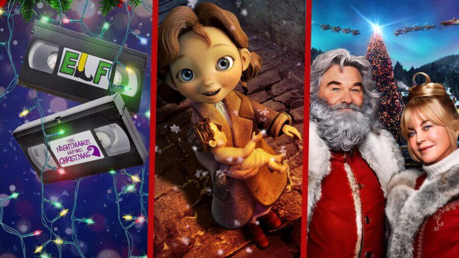 New Christmas Movies Tv Series On Netflix For 2020 What S On Netflix