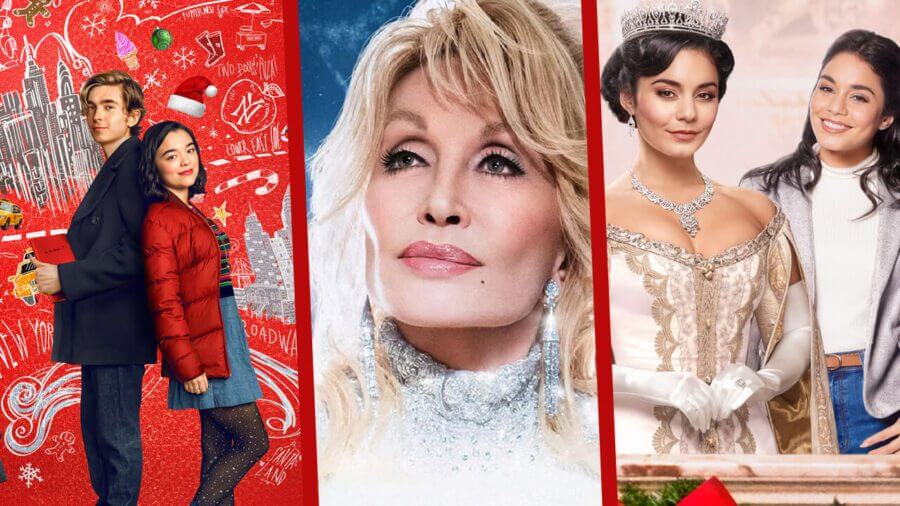 new christmas tv series movies on netflix 2020