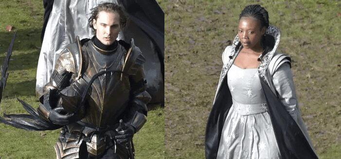 new nilfgard armor for the witcher season 2