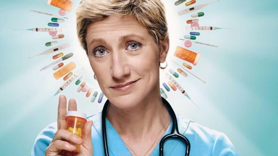 la enfermera jackie deja netflix en diciembre de 2020