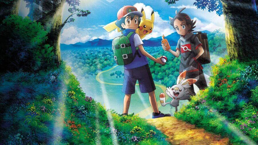 pokemon journeys part 3 coming to netflix in december 2020