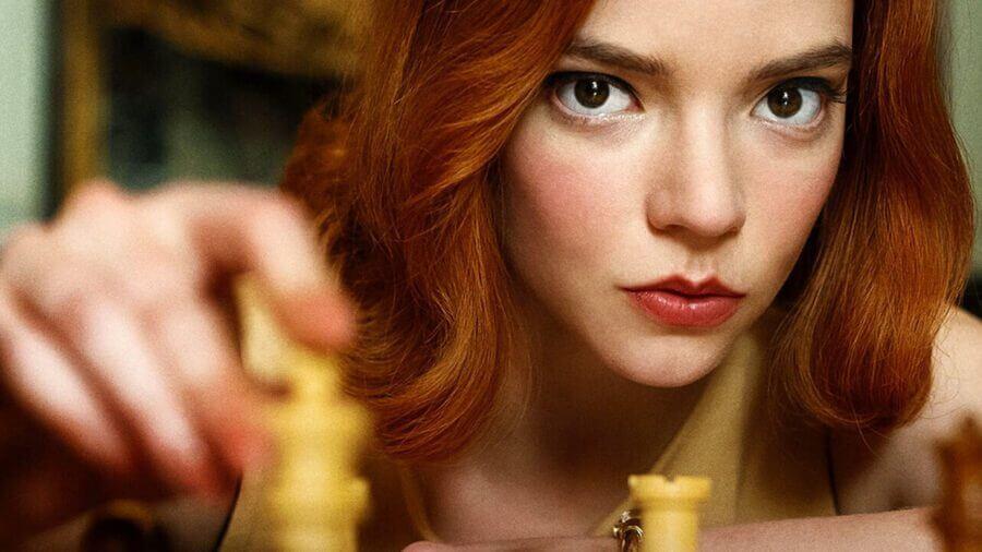 series como el gambito de las reinas en netflix