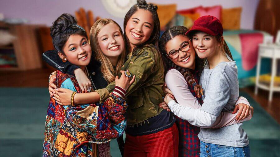 the baby sitters club season 2 february 2021