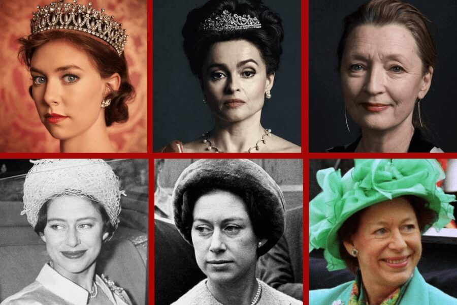 the crown season 5 everything we know so far princess margaret lesley manville