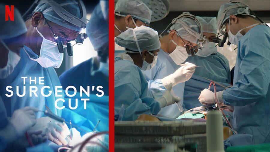 los cirujanos cortaron la coproducción de netflix bbc diciembre de 2020
