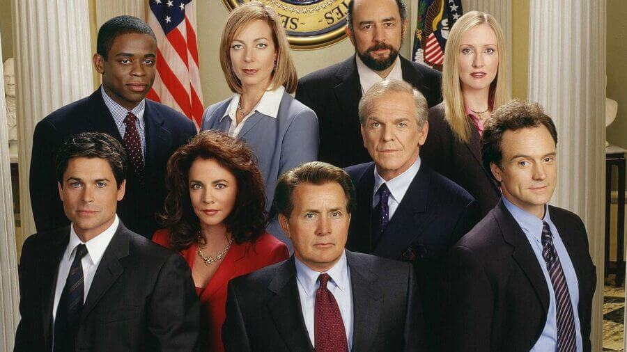 'The West Wing' is Leaving Netflix in December 2020