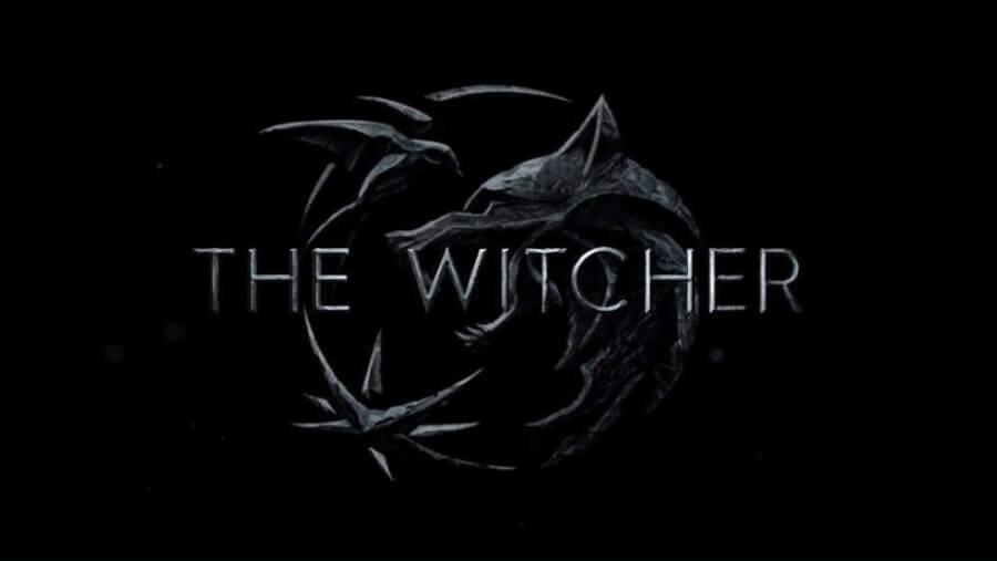 the witcher netflix logo