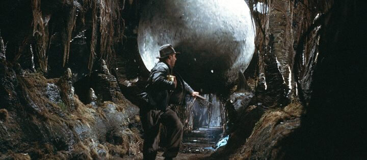 Indiana Jones and the Raiders of the Lost Ark 1981