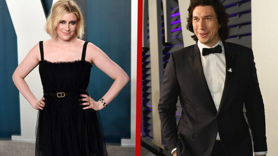 greta gerwig adam driver new baumbach movie netflix