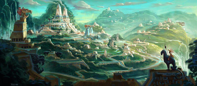 maya and the 3  netflix