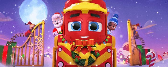 mighty express christmas