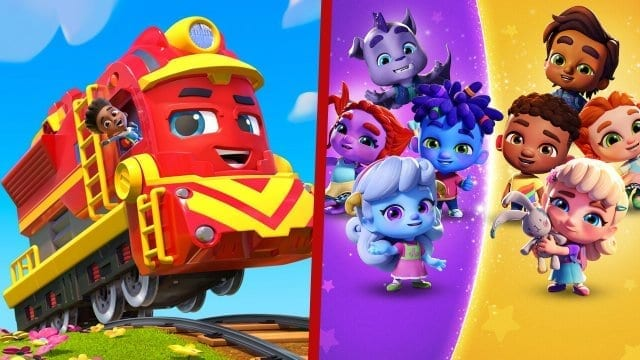 netflix breaks into the pre school toy game
