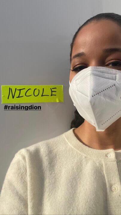 nicole filming dion season 2