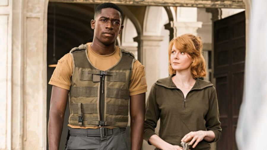 over the wire everything we know so far emily beechum damson idris