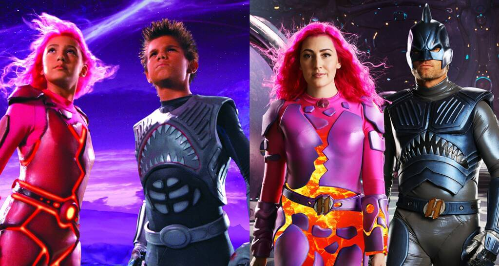 shark boy lava girl children adults