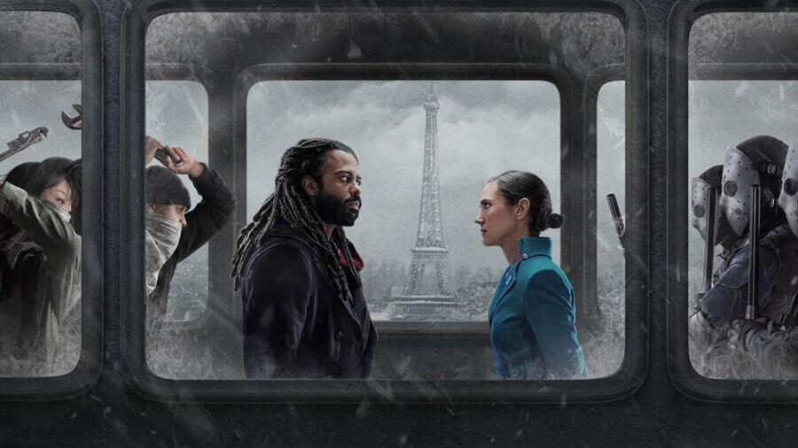Snowpiercer saison 2 calendrier de sortie de Netflix 2021