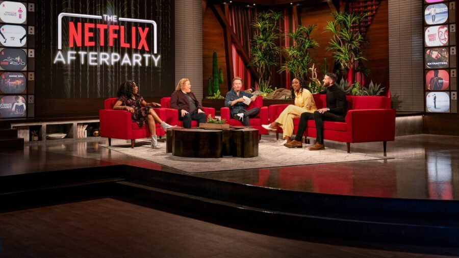 the netflix afterparty new on netflix december 13th