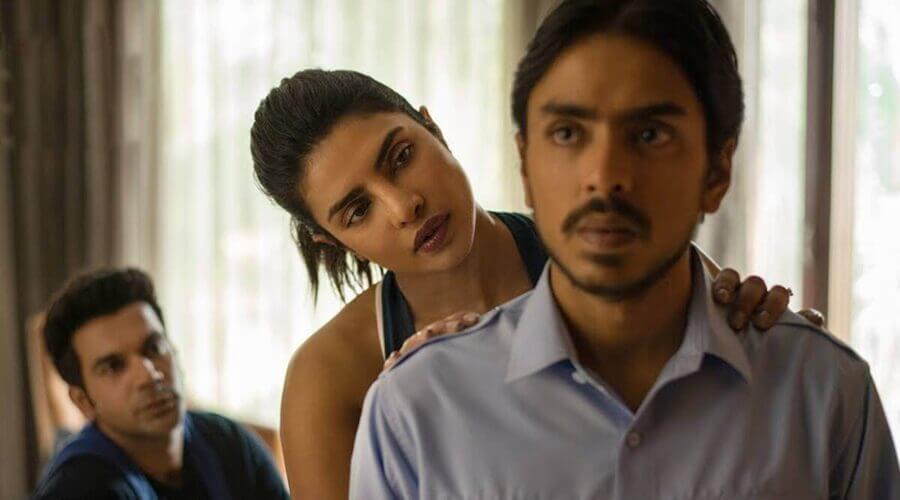 the white tiger plot cast trailer and netflix release date Priyanka Chopra