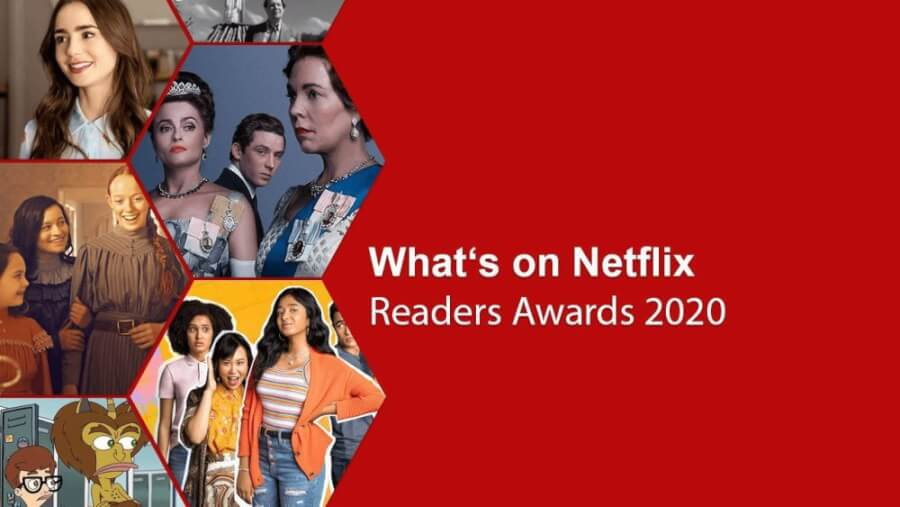 whats on netflix readers awards 2020