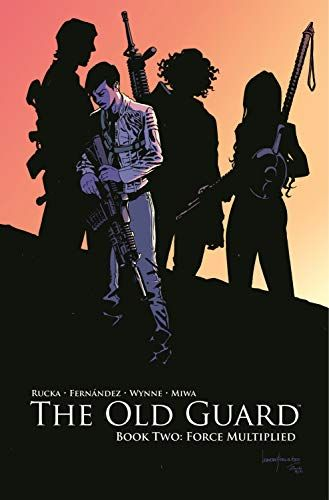 Book 2 - The Old Guard Book Cover