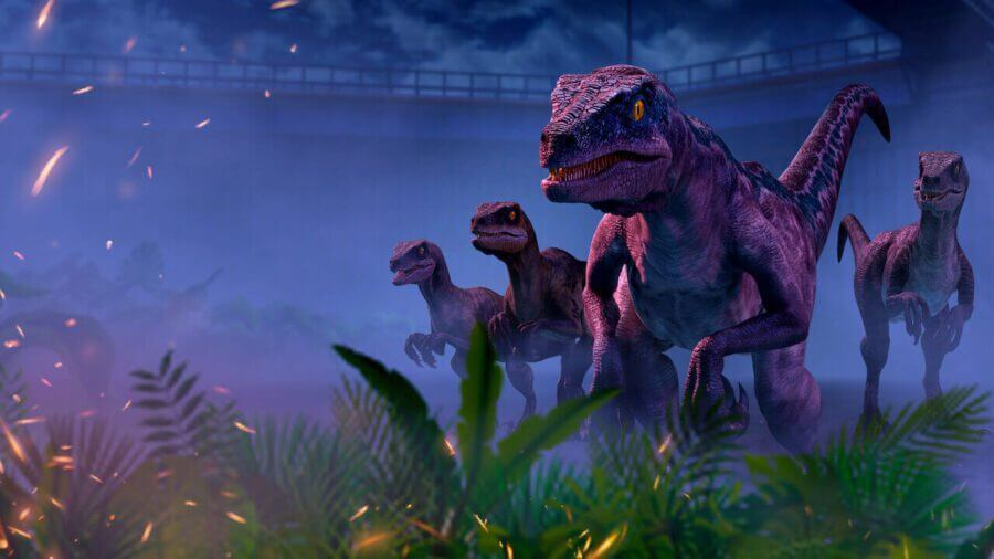 Jurassic World Camp Cretaceous season 3 netflixf